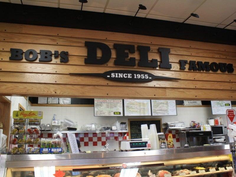 Bob's famous Deli